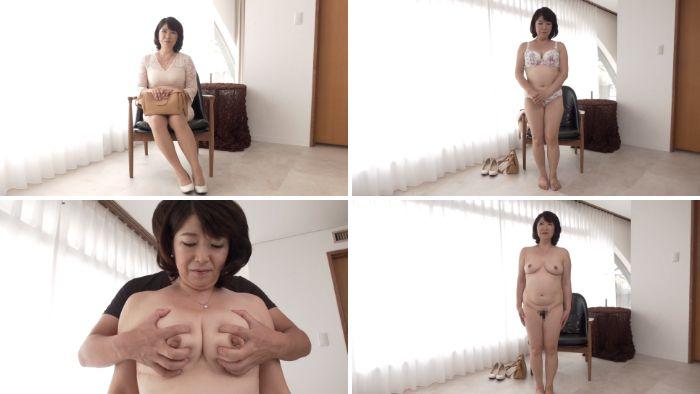 三沢蘭 55歳セックスレスおばさんの初撮りAV
