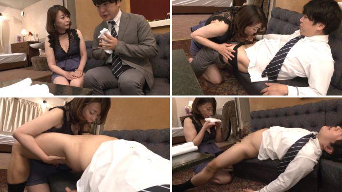 佐倉由美子のフェラチオはまさに神技